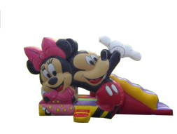 Castillo Mickey Mouse