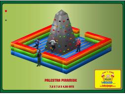 D-13 Palestra Piramide