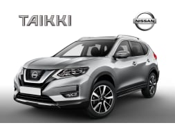 Nissan X-TRAIL EXCLUSIVE CVT