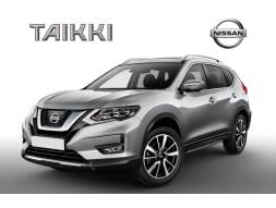 Nissan X-TRAIL EXCLUSIVE CVT