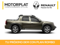Renault DUSTER OROCH %100
