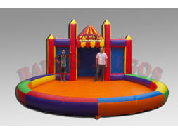 B-07 Carpa inflable Circense