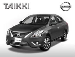 Nissan Versa Sense MT