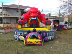 Tm-09 Toro Mecánico Bull-Tron