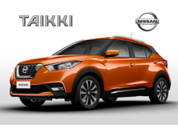Nissan Kicks Sense MT