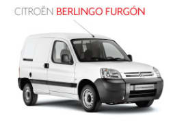 Berlingo Furgón Vti Plan 70/30