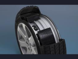 Neumáticos Blindados