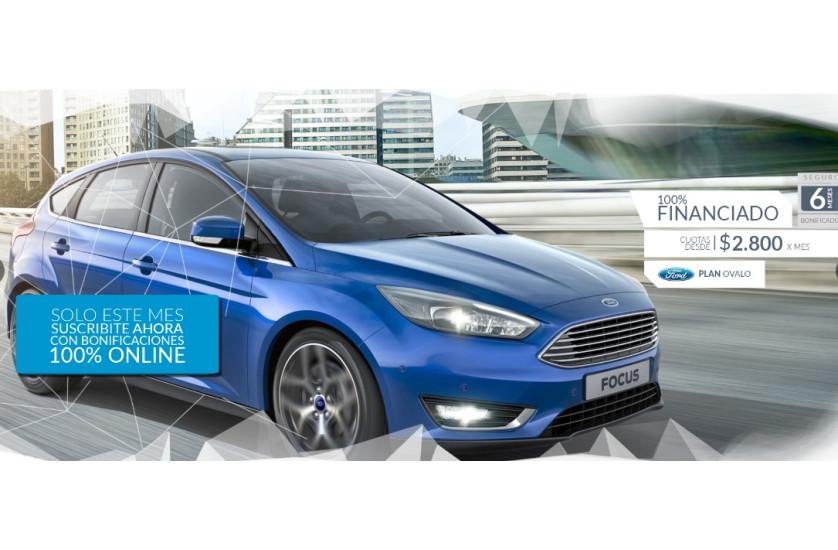 Plan Nacional Ford