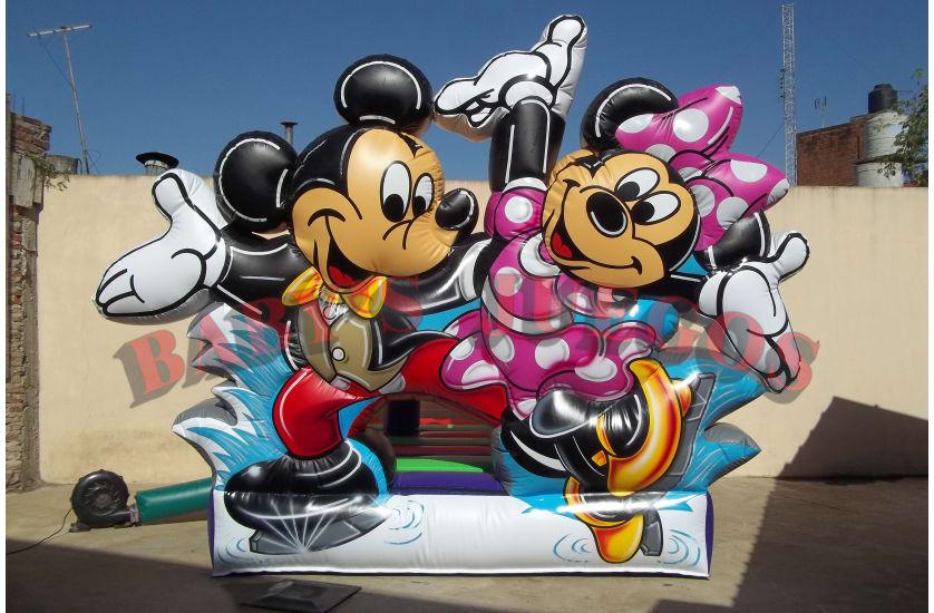 P-28 Castillo Mickey y Minnie