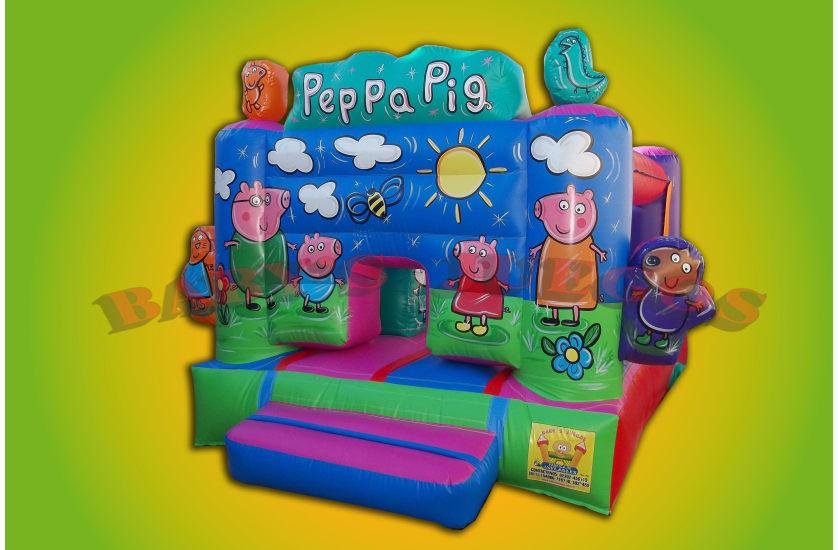 P-27 Castillo Peppa Pig