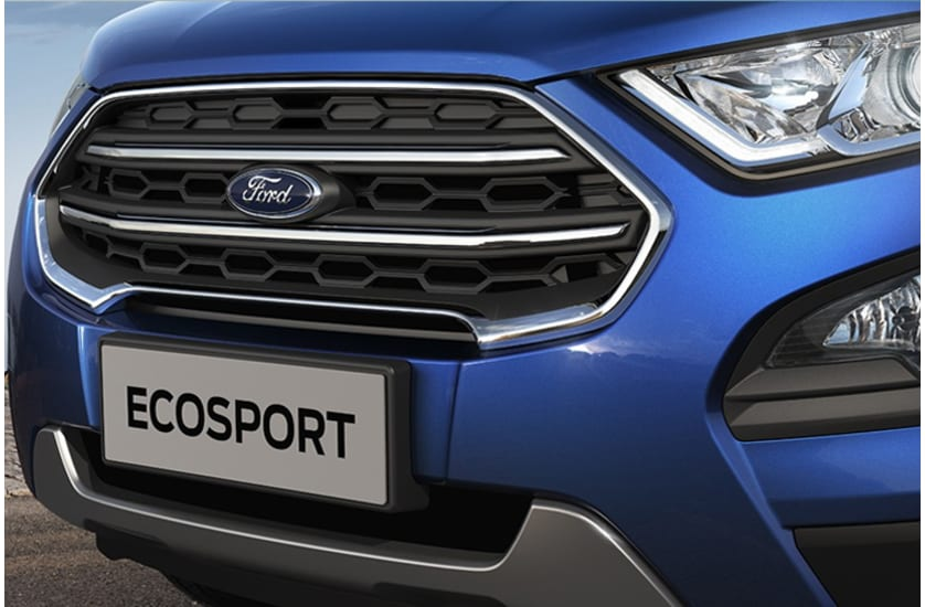 Nueva Ford EcoSports S 1.5 Dragon