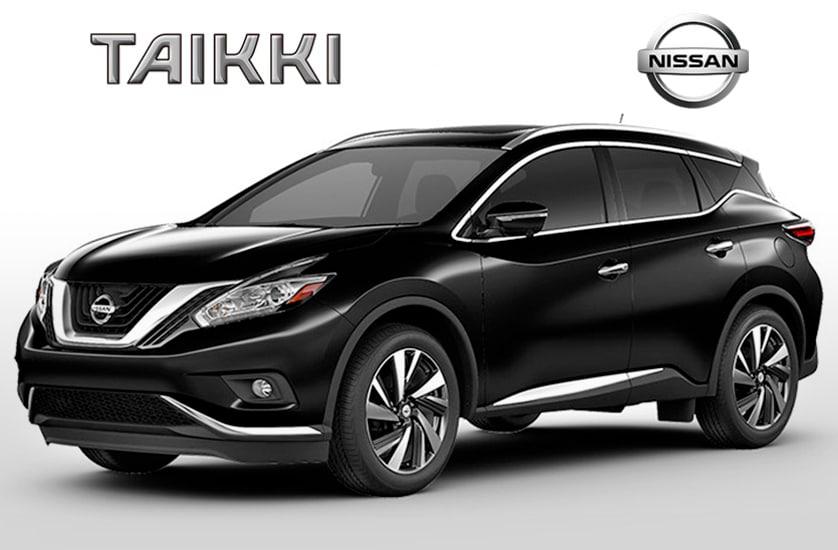 Nissan Murano Exclusive CVT