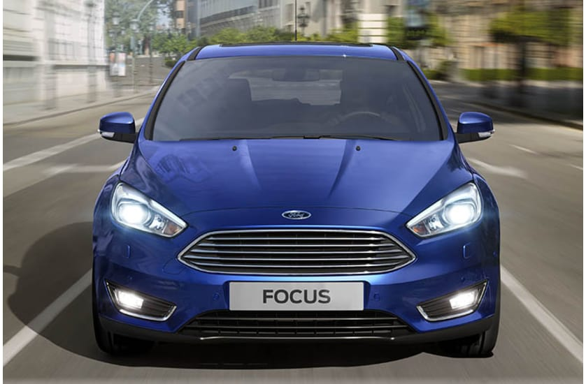 Ford Focus S 1.6 5Ptas