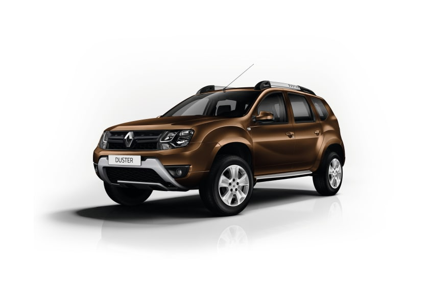 Renault DUSTER %100