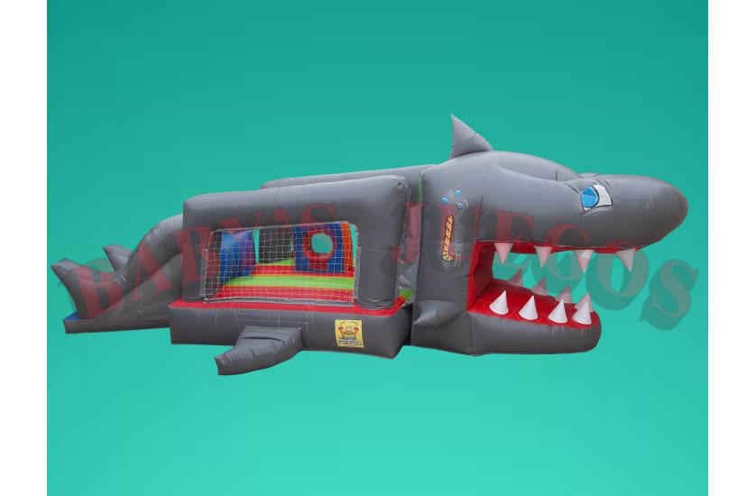 O-04 Tiburón con tobogán